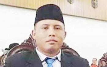 Ketua Komisi III DPRD Kapuas Kunanto