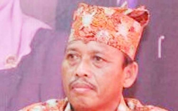 Ketua KPU Kota Palangka Raya, Eko Riadi