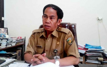 Kepala Badan Pengelolaan Keuangan dan Aset Daerah Kota Palangka Raya, Akhmad Fordiansyah