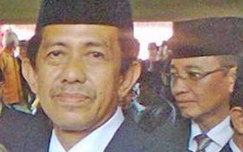 Anggota Komisi A DPRD Kota Palangka Raya, Diu Husaini.
