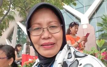 Sekretaris Dewan (Sekwan) Kota Palangka Raya, Siti Masmah.