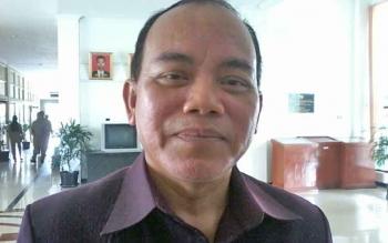 Sekretaris Mubes pembentukan Kabupaten Katingan Utara (Katara), Yanel Dalin Sari.
