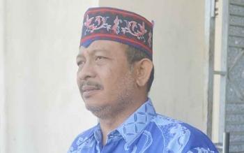 Ketua Komisi I DPRD Katingan yang juga deklarator rencana pembentukan Kabupaten Katingan Utara, Karyadi