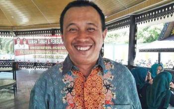 Koordinator Cabang Masyarakat Peduli Badan Penyelenggara Jaminan Sosial (Korcab MP BPJS) Olly Suryono.