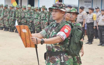 Dandim 1012/Buntok Kolonel Inf Didik Purwanto