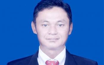 Kepala Ombudsman RI Perwakilan Kalteng Thoeseng T T Asang.
