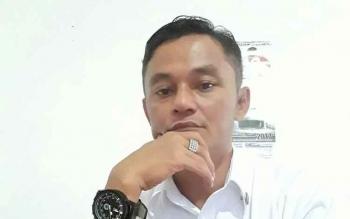 Kepala Ombudsman RI Perwakilan Kalteng, Thoeseng T T Asang.