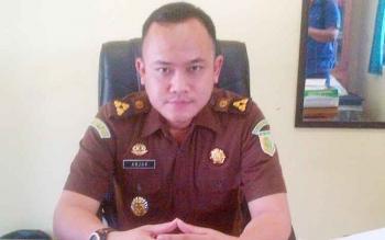Kasi Intel Kejaksaan Negeri Barito Selatan Anjar Satrio.
