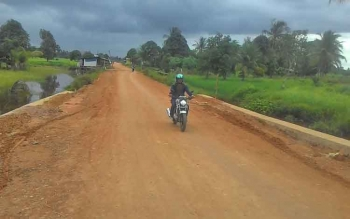 Komisi III Jadwalkan Rapat Dengar Pendapat Khawatir Proyek Jalan Anjir Tidak Rampung