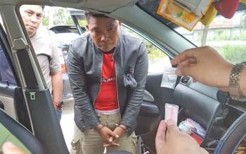 Edarkan Sabu di Jalan HM Arsyad Km 9, Anang diringkus polisi