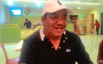 Kepala Disperindag Kota Palangka Raya, Aratuni D Djaban.