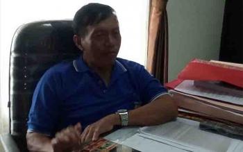 Kepala Badan Kesbangpol Gunung Mas, Tasa Torang.