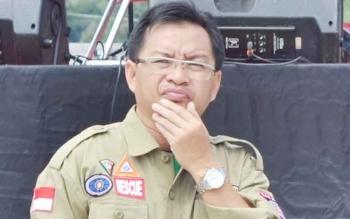 Kepala Dinas Pertanahan dan Perumahan Rakyat (PPR), H Yaser Arapat