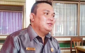Ketua Fraksi Partai Demokrat DPRD Kotim, H Dani Rakhman.