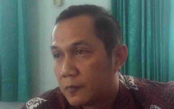 Ketua Panwaslih Kapuas, Iswayudi.