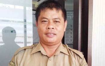 Kepala BKD Kotim, Alang Arianto.