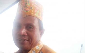 Kepala Dinas Transmigrasi Kabupaten Kapuas Sukiran.