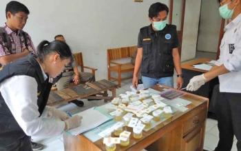 Masih Ada 58 Pegawai Satpol PP yang Belum Diambil Urinnya