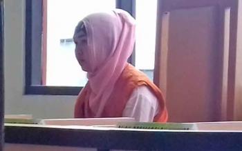 Terdakwa Pencuri Baju Gamis Mahal Dituntut Satu Tahun Penjara