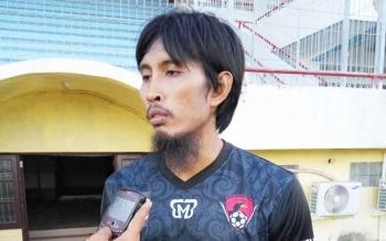 Asisten Pelatih Kalteng Putra, Budi Sudarsono