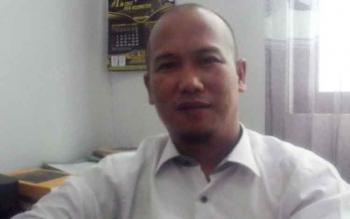 Kepala Bidang Pertamanan dan Kebersihan Ahmad Isnaeni.