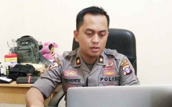 Kabag Ops Polres Barito Utara Kompol RAS Yudhapatie