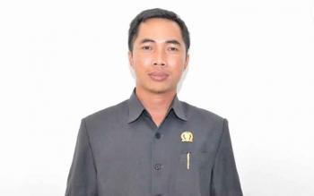Sekretaris Fraksi Golkar DPRD Pulang Pisau Tandean Indra Bela,