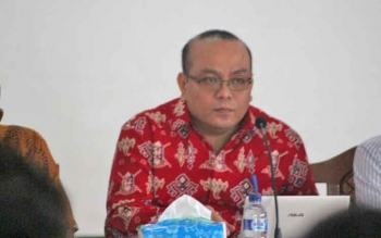 Ketua KPU Lamandau, Daang Padoma.