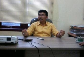 General Manager Plasma PT SSMS Tbk Bambang Ernanto.