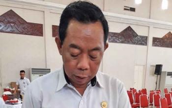 Kepala Bapplitbangda Kabupaten Murung Raya Nyarutono Tunjan