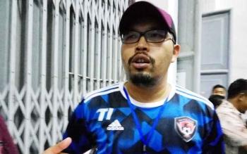 Manajer Kalteng Putra, Tommy Irawan