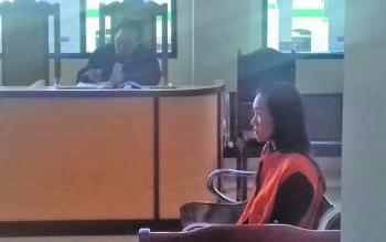 Janda Terdakwa Kasus Sabu Dituntut 4,5 Tahun Penjara