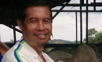 Koordinator Corporate Social Responsibility CBI Grup Kharis Nuryanto.