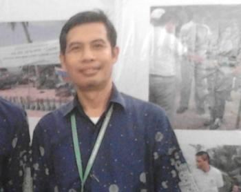 Koordinator CSR CBI Group Kharis Nuryanto.