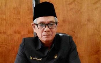 Anggota Komisi A DPRD Kota Palangka Raya, Suhardi Lentam Nigam.