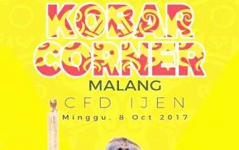 Poster Kobar Corner di Instagram
