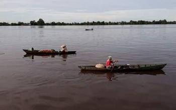 Sungai Kapuas Murung Das Kapuas.