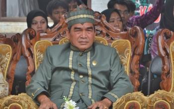 Ketua DPRD Kabupaten Barsel, Tamarzam.