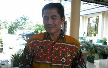 Kepala Dinas PU Kabupaten Katingan, Alyono.