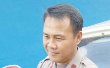 Waka Polres Murung Raya Kompol Zepni Azka