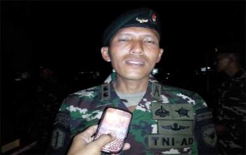 Danyonif 631 Antang Letkol Inf M Roni Sulaiman