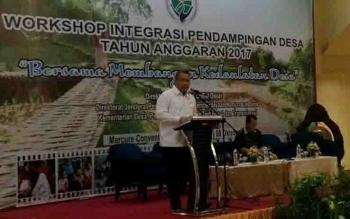 Menteri Desa PDTT, Eko Putro Sandjojo.