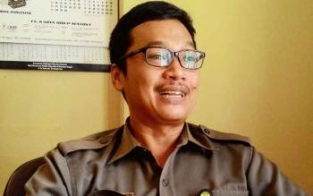 Kepala Bidang Pembibitan dan Produksi Peternakan pada Dinas Ketahanan Pangan dan Pertanian Kota Palangka Raya, Sugiyanto.