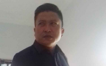 Ketua Bapemperda DPRD Kotim, Dadang H Syamsu