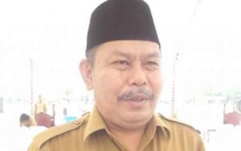 Sekretaris Dinas Pendidikan Provinsi Kalimantan Tengah, Gazali Rahman.