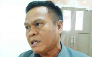 Ketua DPC Demokrat Pulang Pisau Agus Peternady