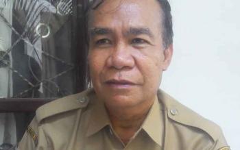 Kepala Badan Pengelolaan Pajak dan Retribusi Daerah (BPPRD) Kapuas Andreas Nuah