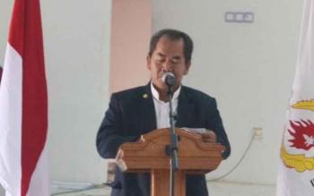 Wakil Ketua Umum KONI Kalteng, Nurhani Mahmudin