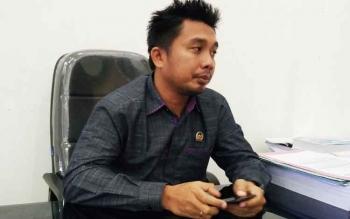 Anggota Komisi I DPRD Barito Utara, Mustafa Joyo Muchtar