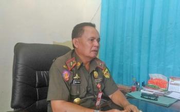 Kepala Satpol PP Gumas, Edwin Yustian.